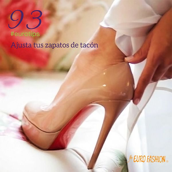 a441eb85 Si tus zapatos te quedan grandes, ajústalos en casa con un protector diario  (si