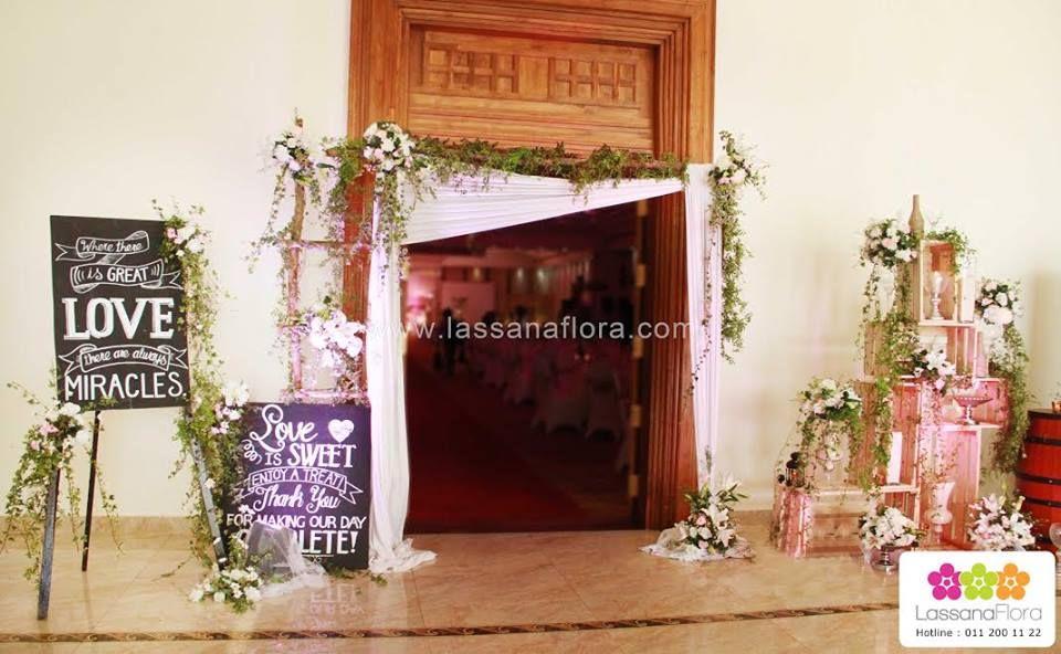 Decor Done By Lassana Flora Wedding Flower Sri Lanka
