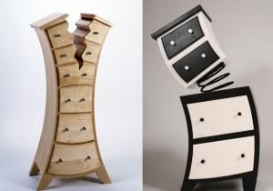 A Canadian designer has allowed his whimsical imagination to run wild with a line of furniture that looks pulled directly from one of Walt Disneys animated classics.
