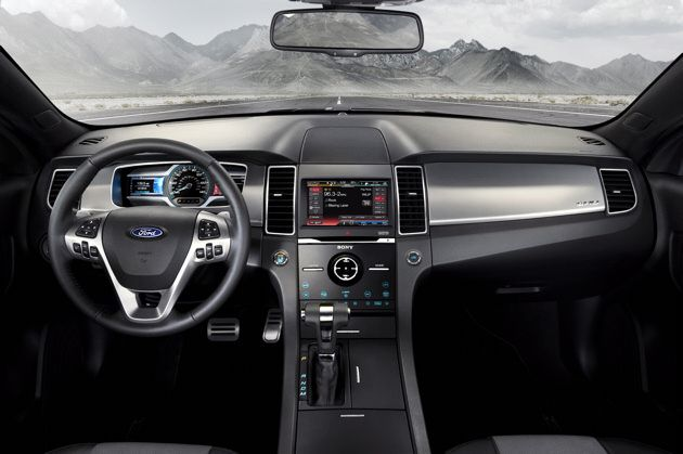 Ford Won T Ditch Microsoft As It Adds Apple Carplay Support With Images Ford Taurus Sho 2014 Ford Taurus 2014 Ford Taurus Sho