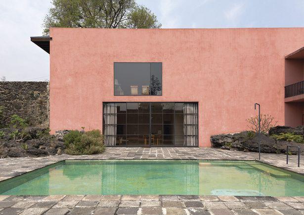 Regreso al origen arquitectura arquitectura mexicana y for 777 jardines del pedregal