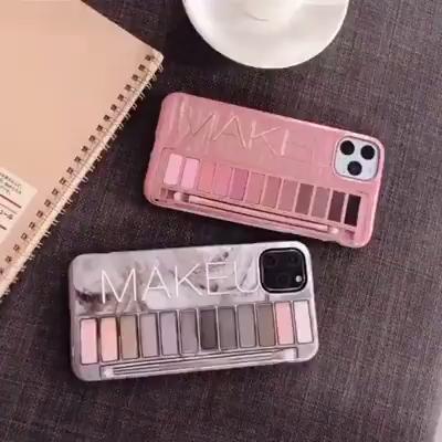 Makeup Eyeshadow Palette Phone Case