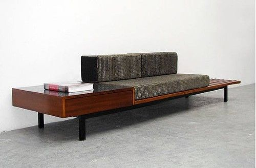 benches with storage | ... banquette avec rangement / bench with ...