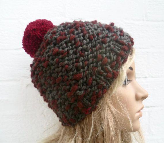 16e027637ae Women Wool Pom Pom Hat