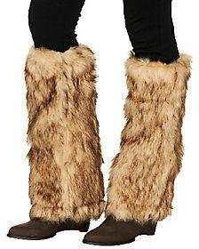 Dennis Basso Faux Fur Boot Warmers