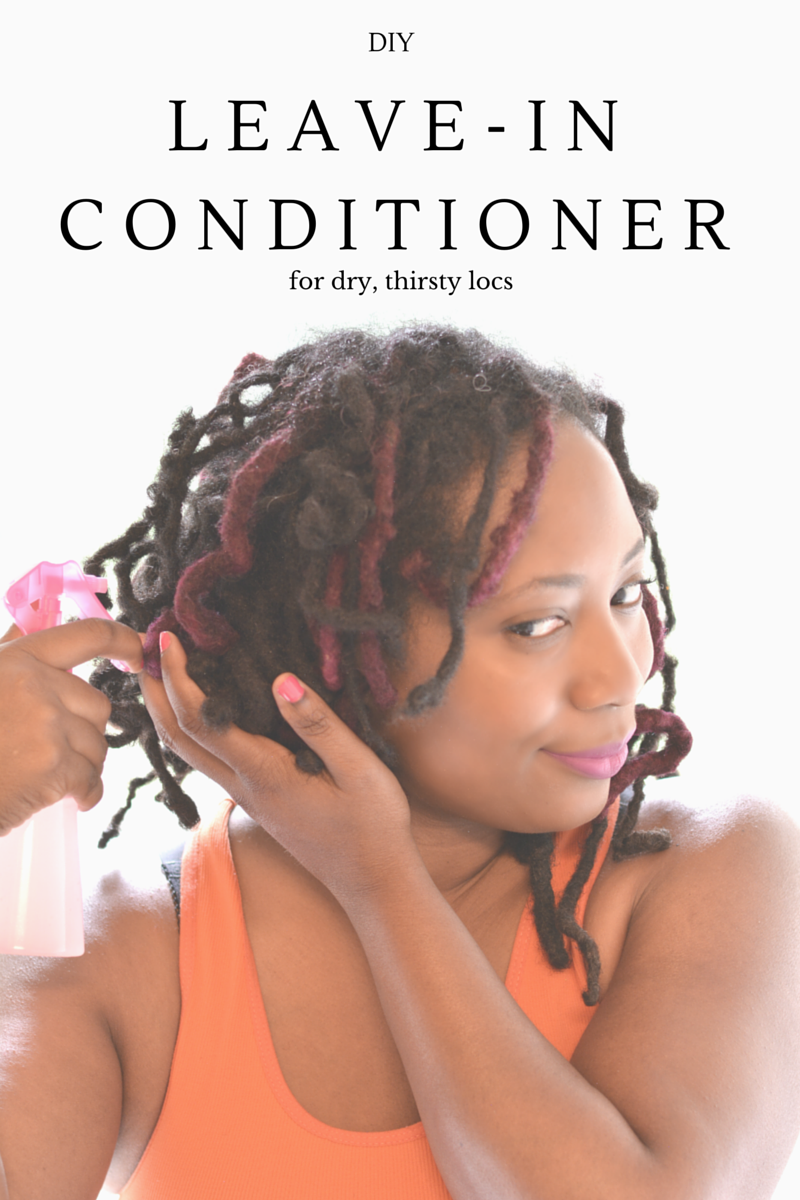 DIY Leave-In Conditioner and Other Treatments for Thirsty Locs ... 2711fd0dc925
