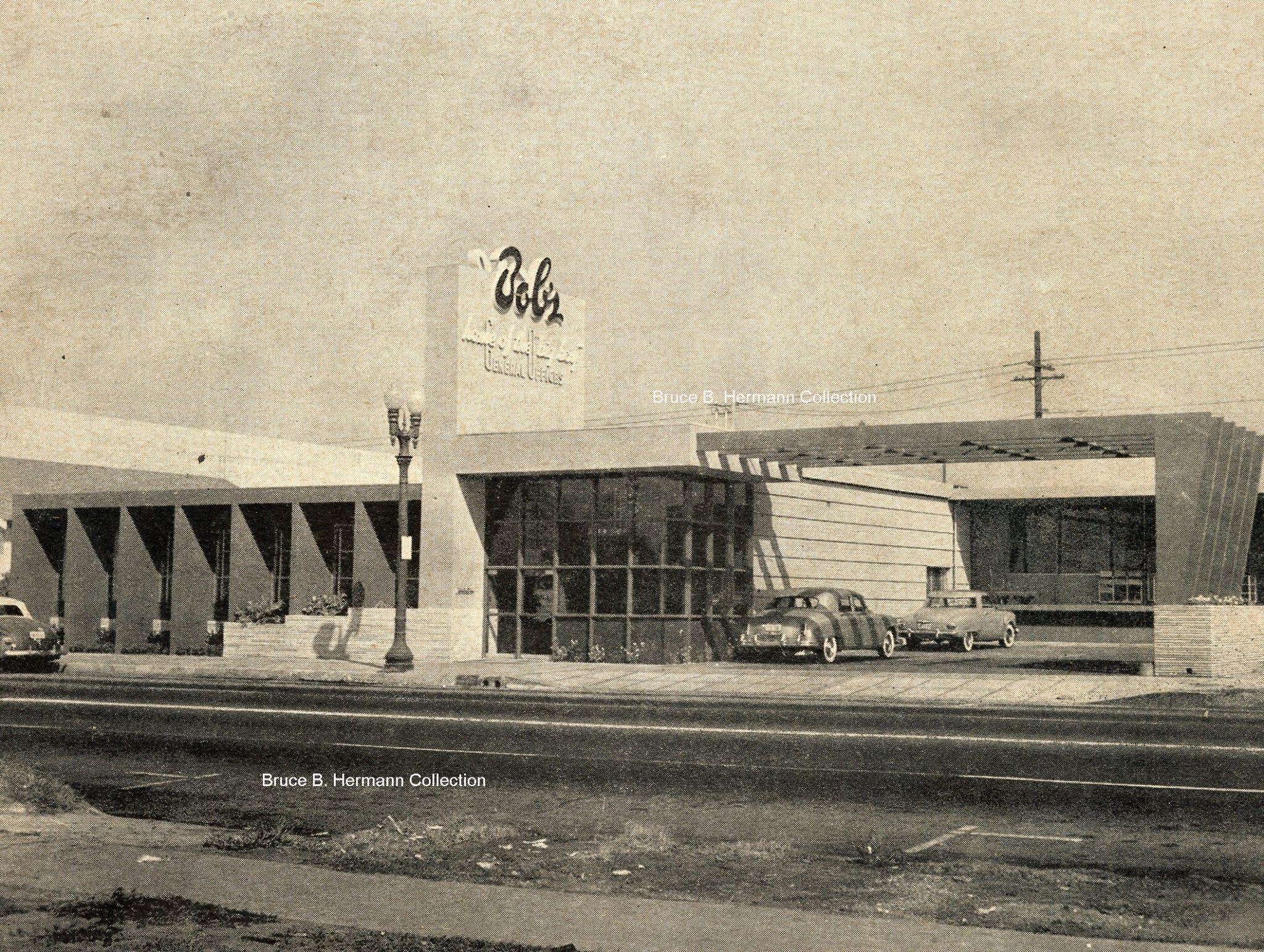 1949 Bob S Big Boy General Offices 1001 E Colorado Blvd