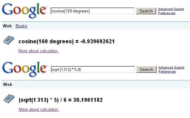 Advanced Maths that Google can dint for you!!!!