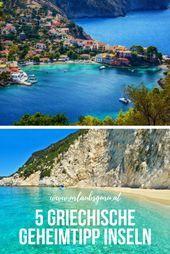 Ces îles grecques sont un conseil d'initié #Lune de miel
