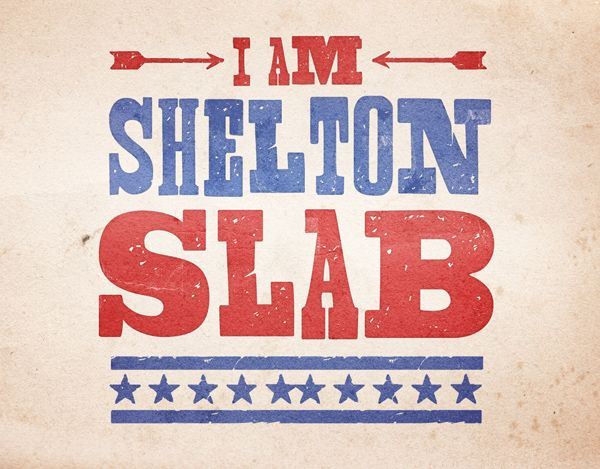 Shelton Slab on Behance