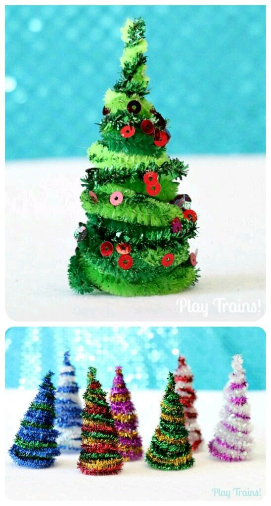 M s y m s manualidades ideas para crear adornos navide os - Ideas adornos navidenos ...