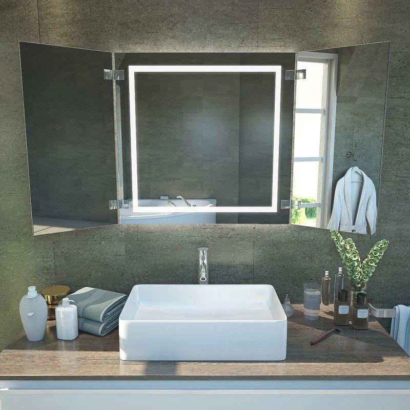 Badezimmerspiegel Klappbar Kaufen Ivy Klappspiegel