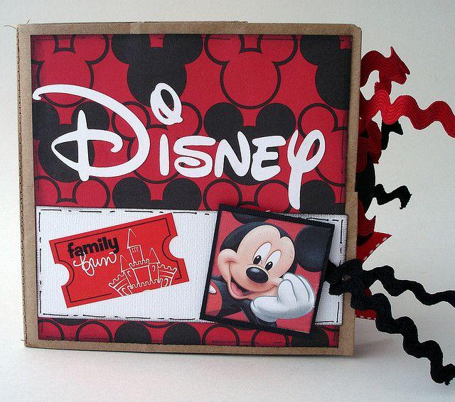 Disney Family Fun by apicketfencelife, via Flickr