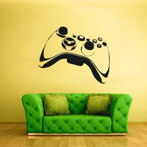Best Wall Decal Vinyl Sticker Decals Gaming Time Xbox 360 Ps3 400 x 300