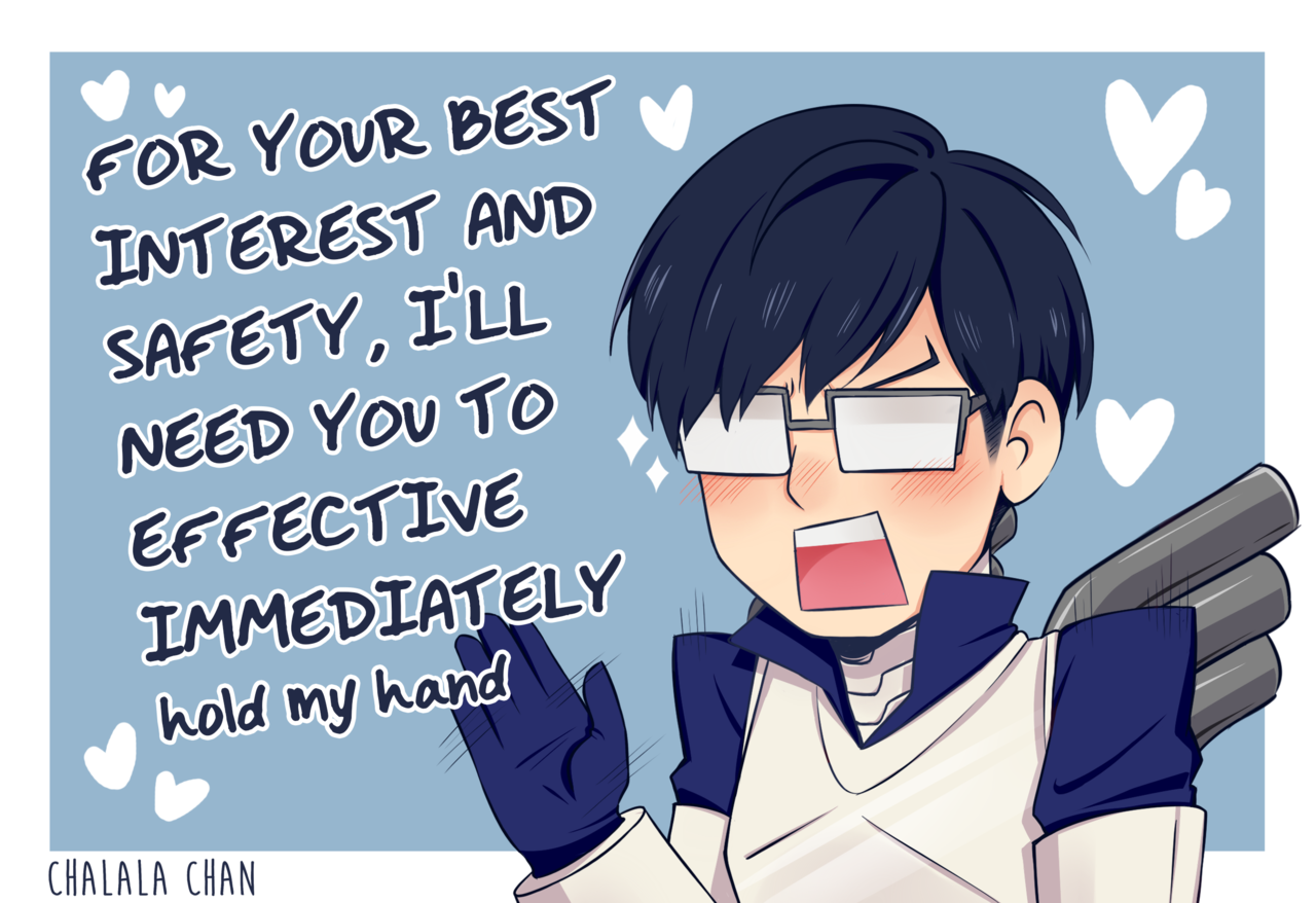 Valentines cards of your fav BNHA babes! More down below -w- PART 1