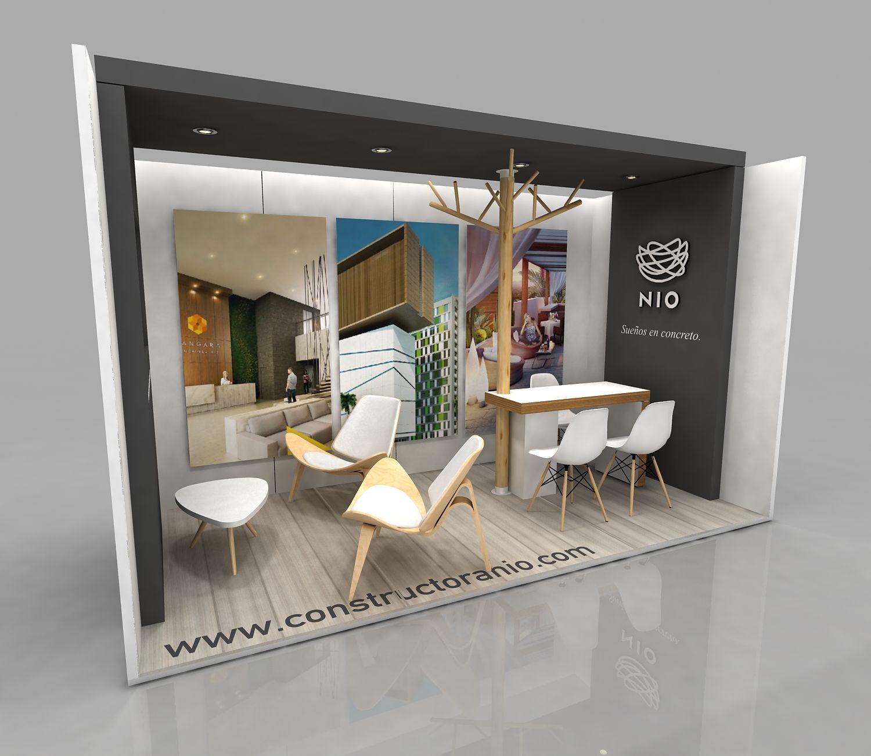 Constructora nio expoferia de la vivienda 2016 booths for Constructora