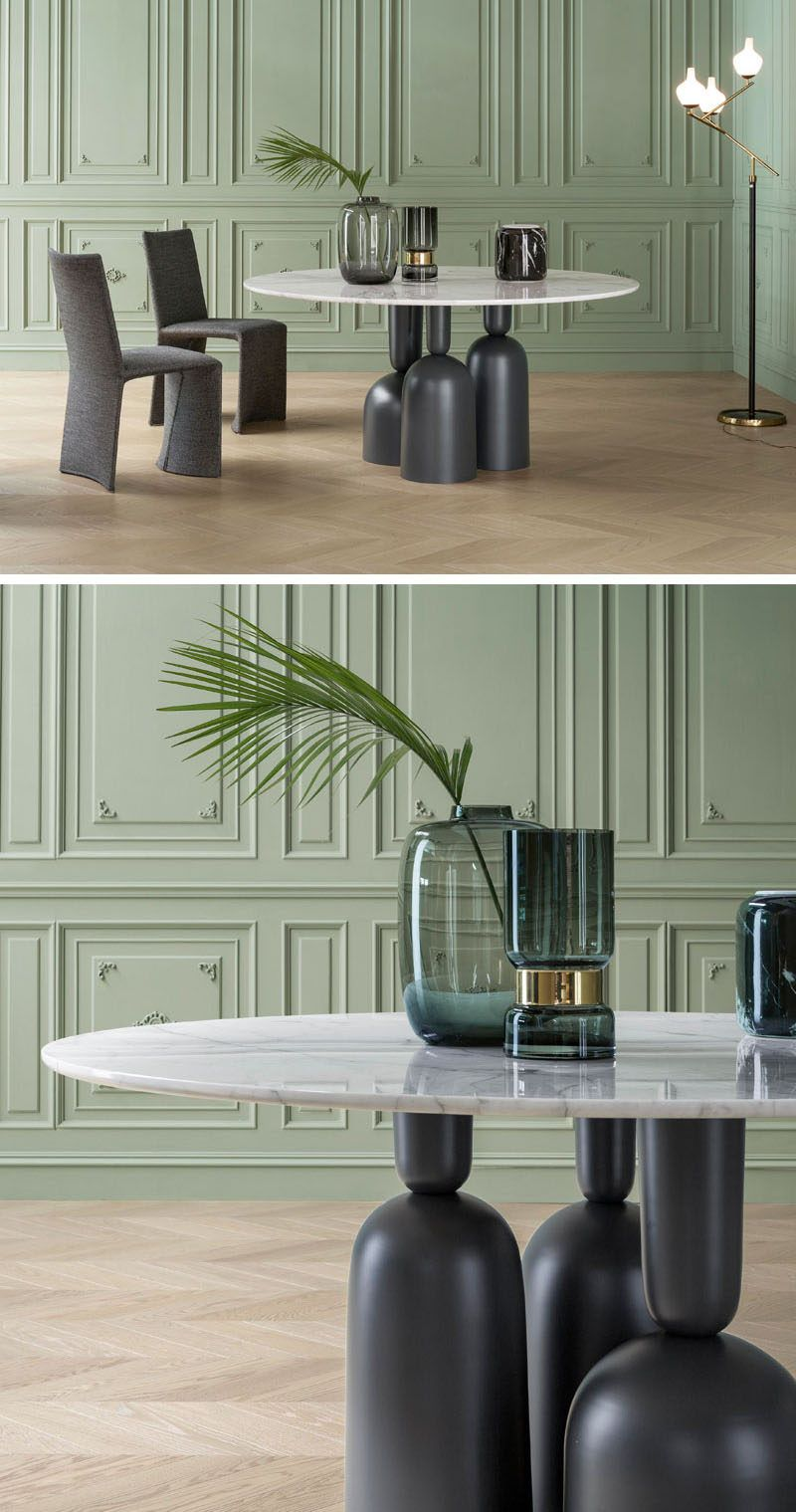 Roberto Paoli Designs The Cop Table For Bonaldo  Italian Adorable How To Become A Kitchen Designer Design Ideas