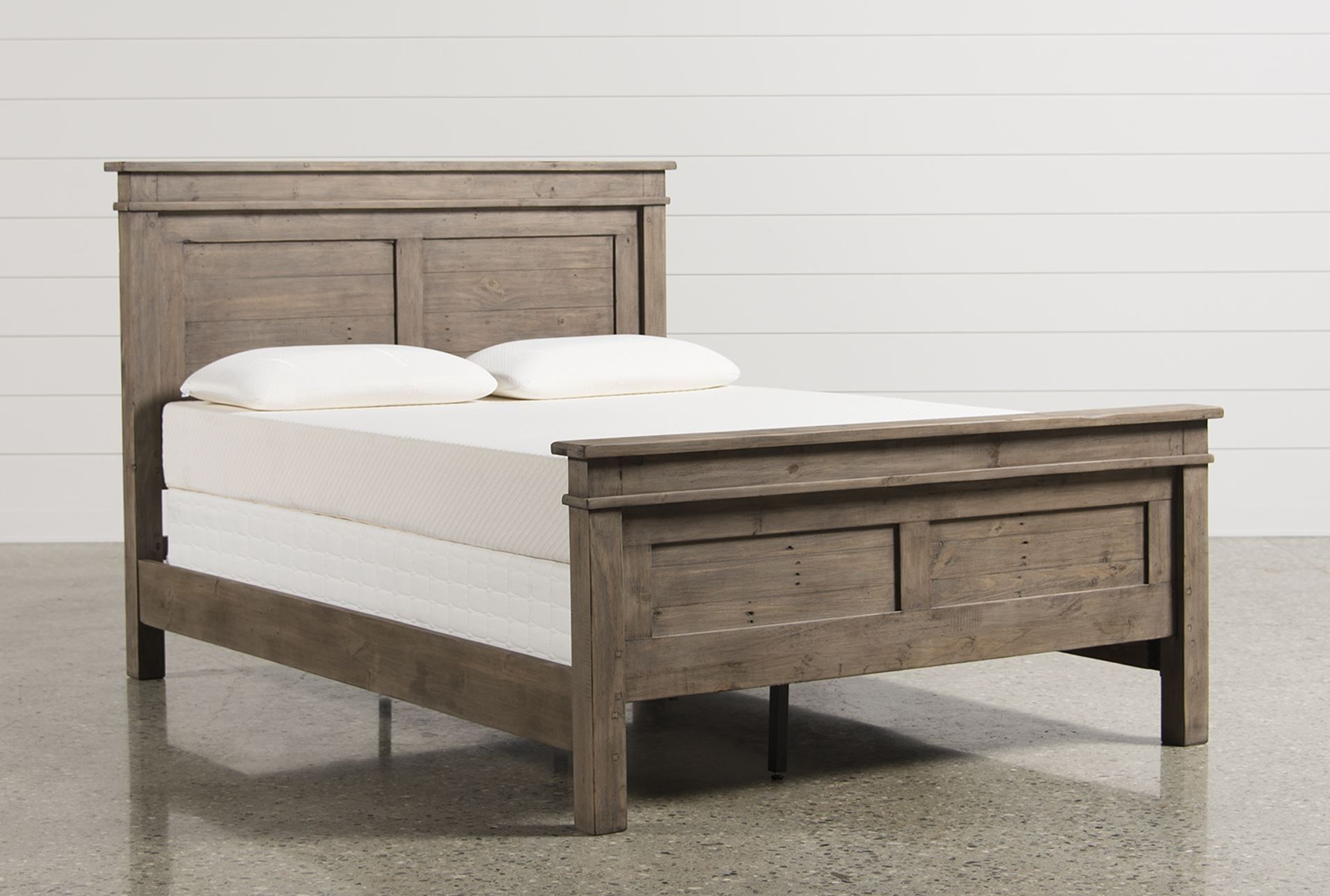 everest ii queen panel bed