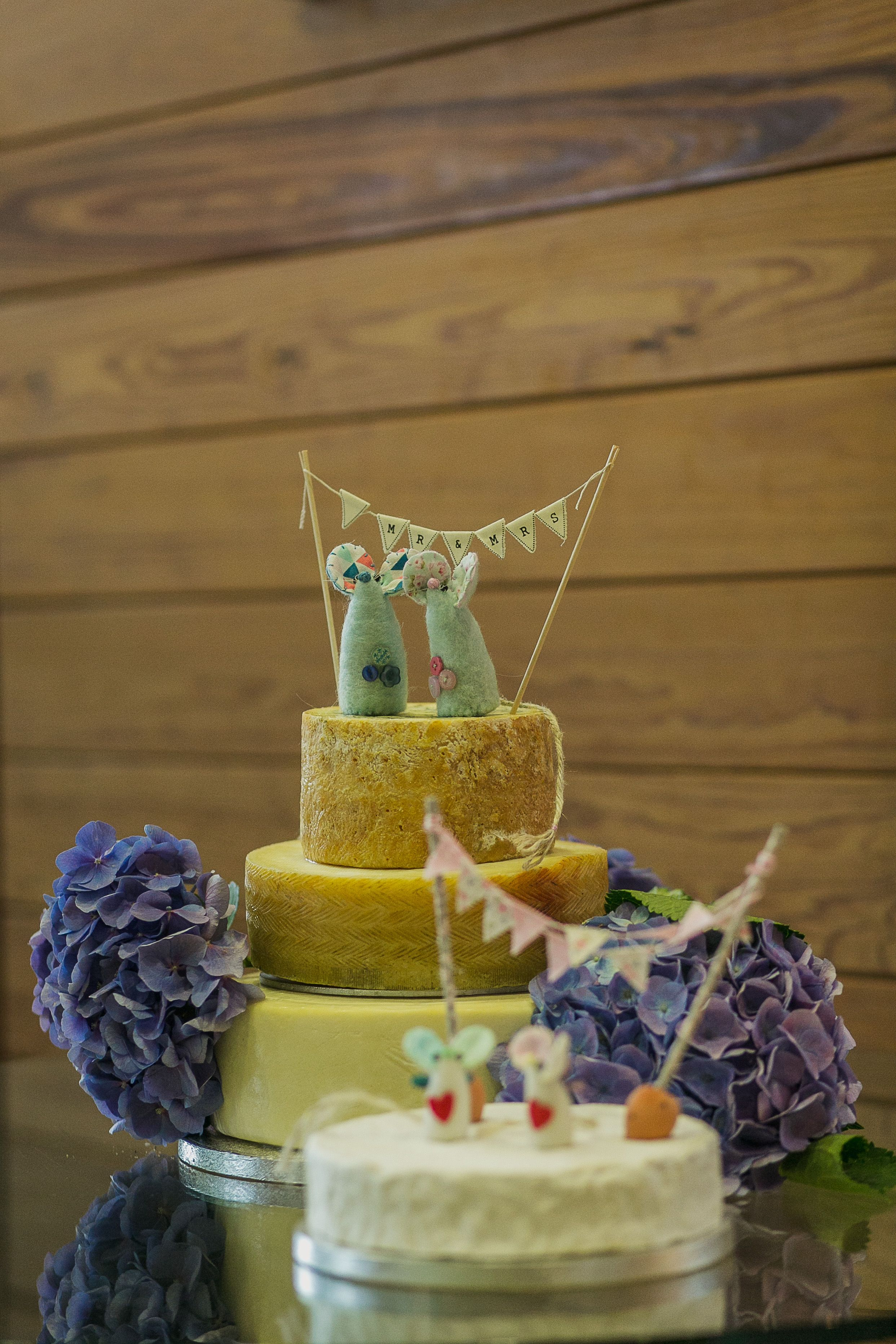 cheese wedding cake scotland