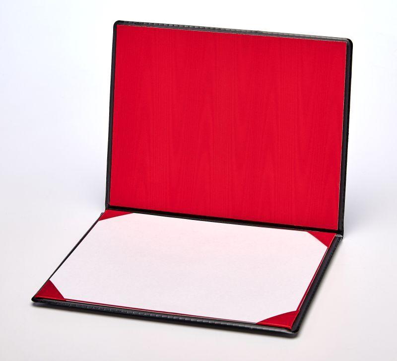 Custom resume folder
