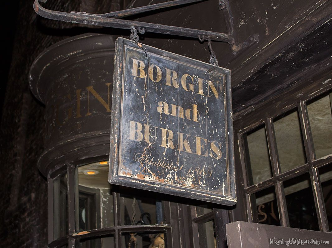 Borgin Burkes Harry Potter Theme Park Wizarding World Harry Potter Orlando Harry Potter Orlando Harry Potter Theme Park Harry Potter Fantastic Beasts
