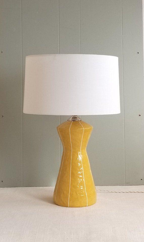 Modern Ceramic Table Lamp Home Lighting Side Table Lamp Living