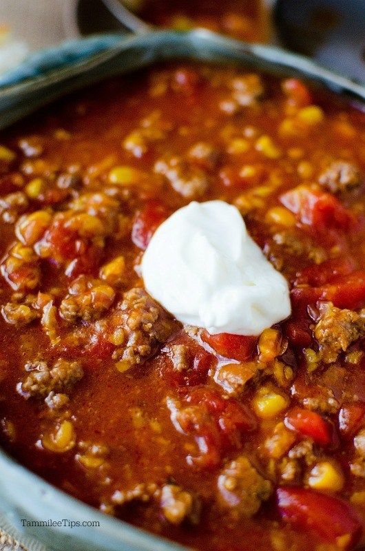 Crock Pot Camp Stew Recipe #crockpotgumbo