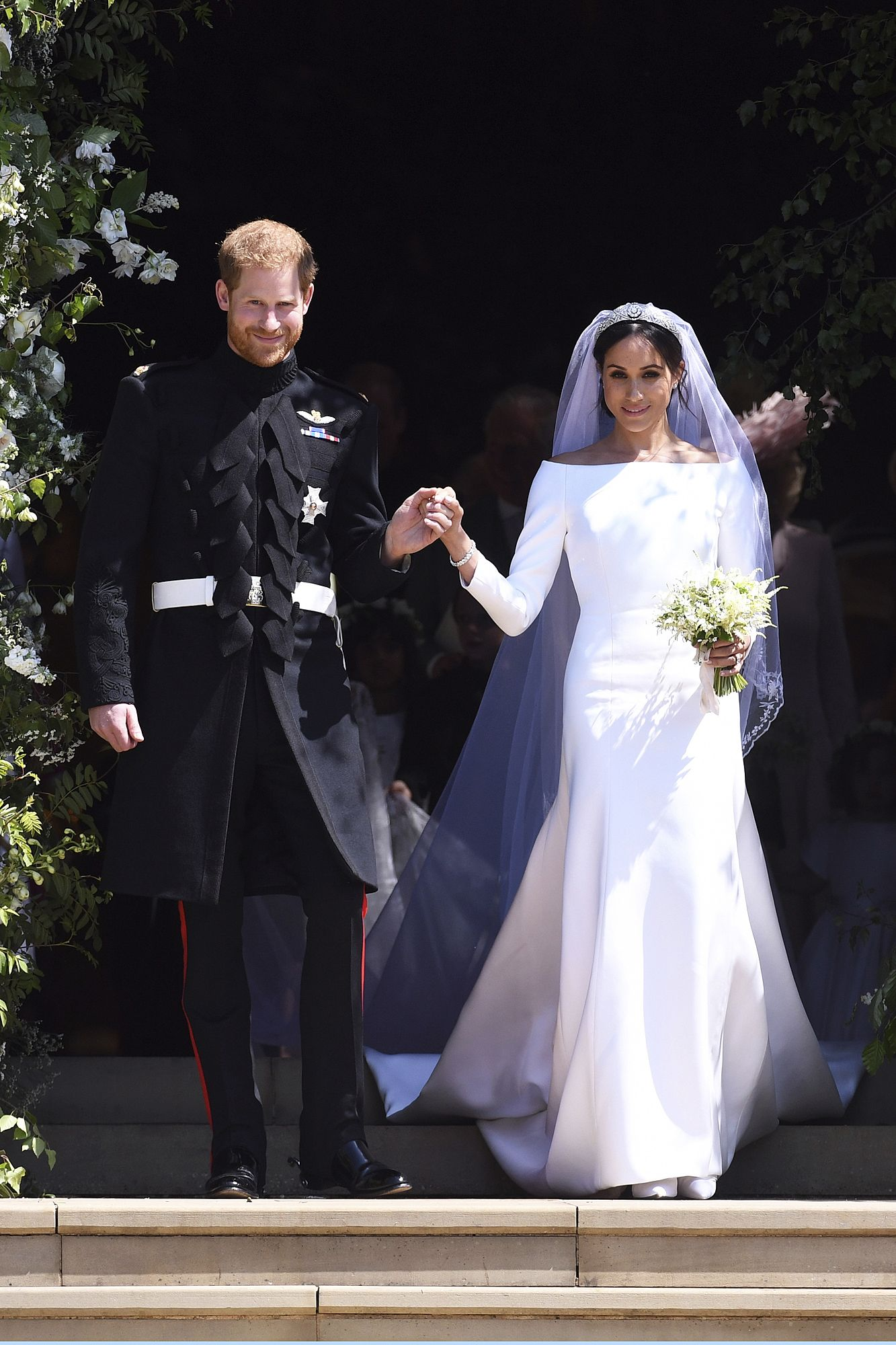Meghan Markle Was the 'Epitome of Grace, Love and Beauty