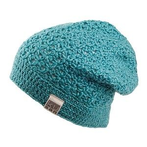 015ec20d6599cf Kusan Hats Floppy Star Crochet Beanie Hat - Turquoise   Ideas ...