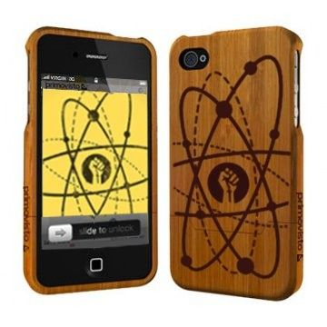 Rad Science Bamboo iPhone 4  4S Case