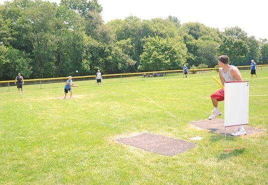 Wiffleball tournament a hit in Stoughton. Brockton, MA ...
