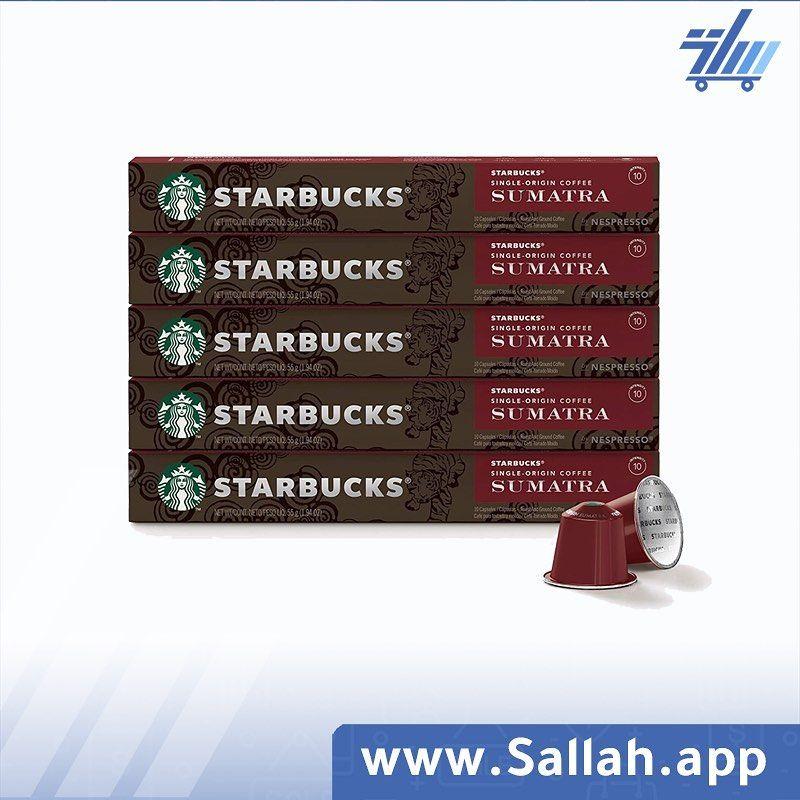 كبسولات ستاربكس سومطره متوافقة مع نسبريسو Starbucks By Nespresso Sumatra Dark Roast الحدة 10 من 12 درجة التحميص غامق درجة الطح Social Media Periodic Table