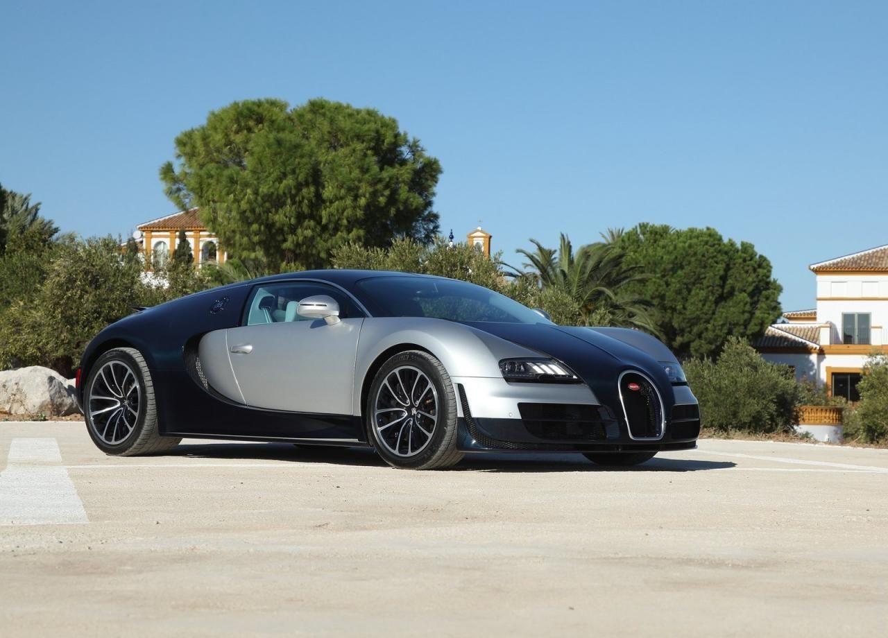 2011 Bugatti Veyron Super Sport. From 0 60 In 2.5 Seconds. Iu0027