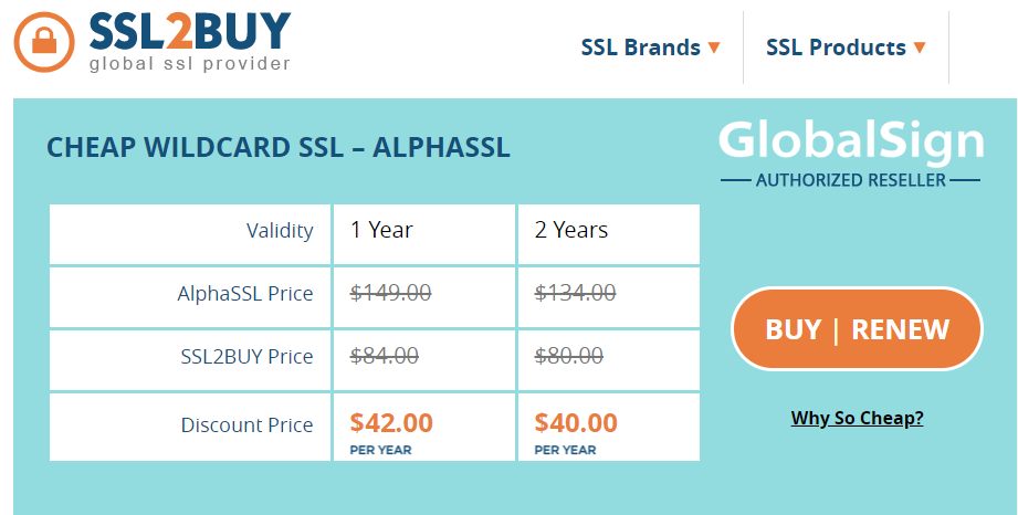 If you are looking for cheap Wildcard SSL Certificate, you