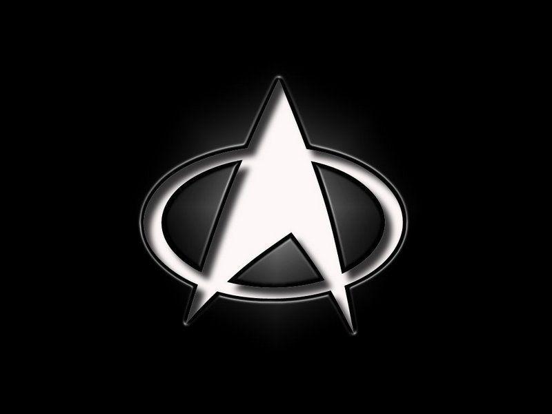 Star Trek The Next Generation Wallpaper Logo Star Trek Star Trek Logo Star Trek Emblem