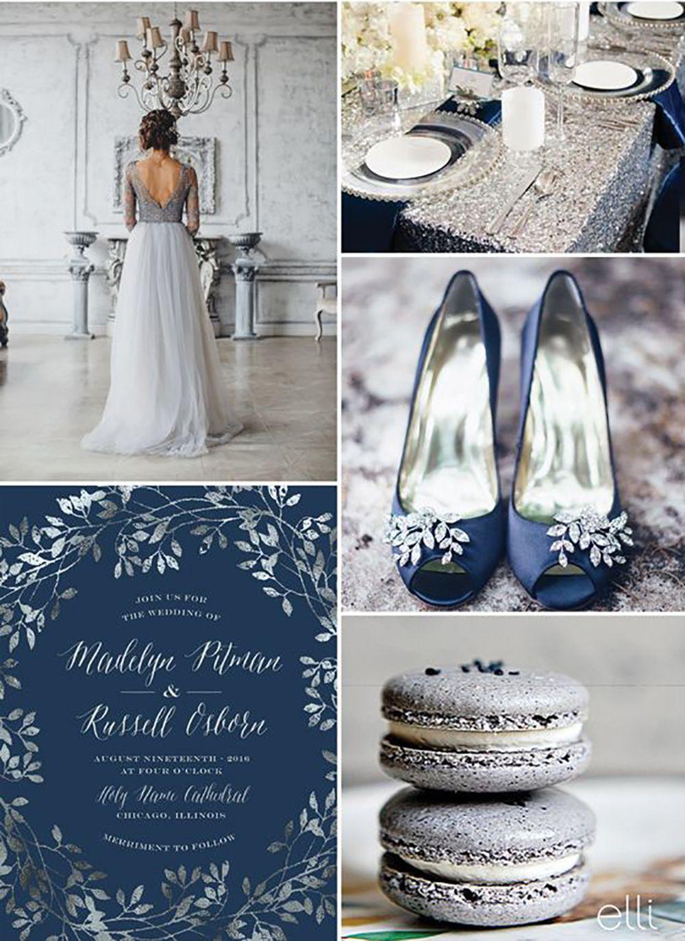 Blue Silver Wedding Color Silver Wedding Colours Wedding Theme Colors Blue Silver Weddings