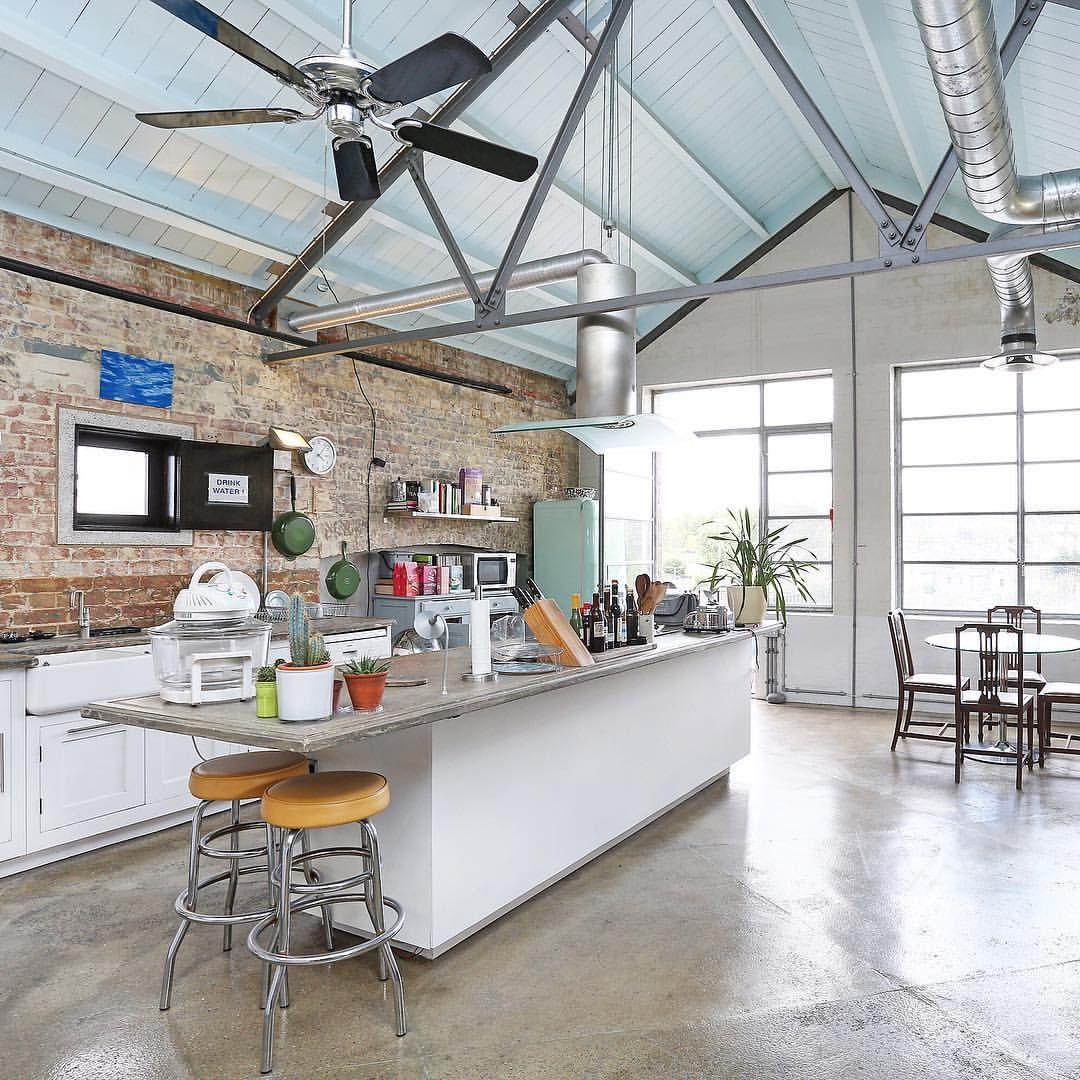 handleless blog warehouse design kitchen doors matt ideas innovative
