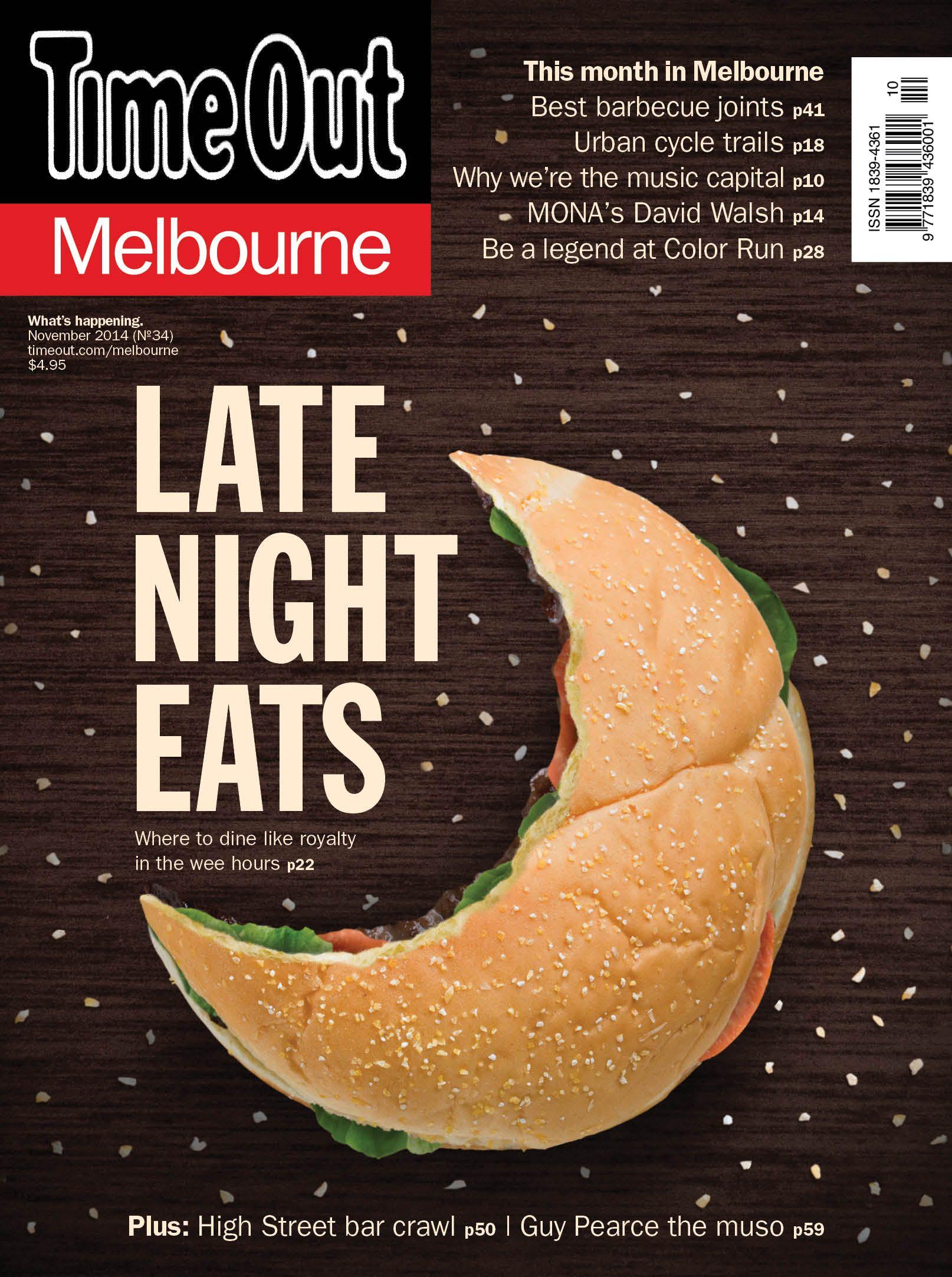 34 - Late night eats