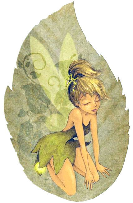 Peter Pan 2 Mini Posters TINKERBELL 40cm x 50cm New *