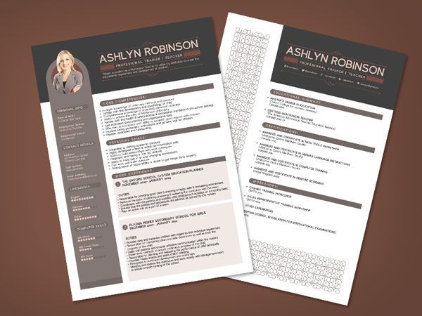 Free-Premium-Professional-Resume-Template-In-Ai-\-EPS-Format-02 - illustrator resume