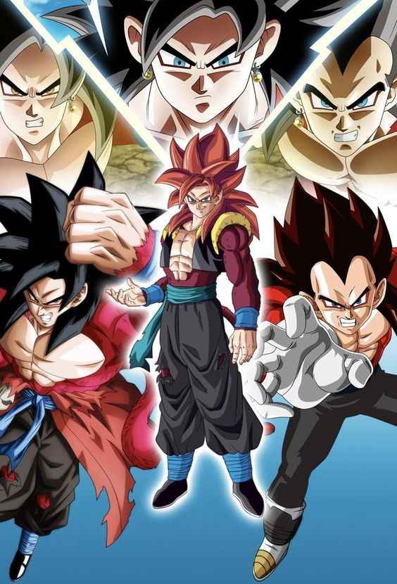 Dragon Ball Heroes Todos Episodios Online With Images Dragon