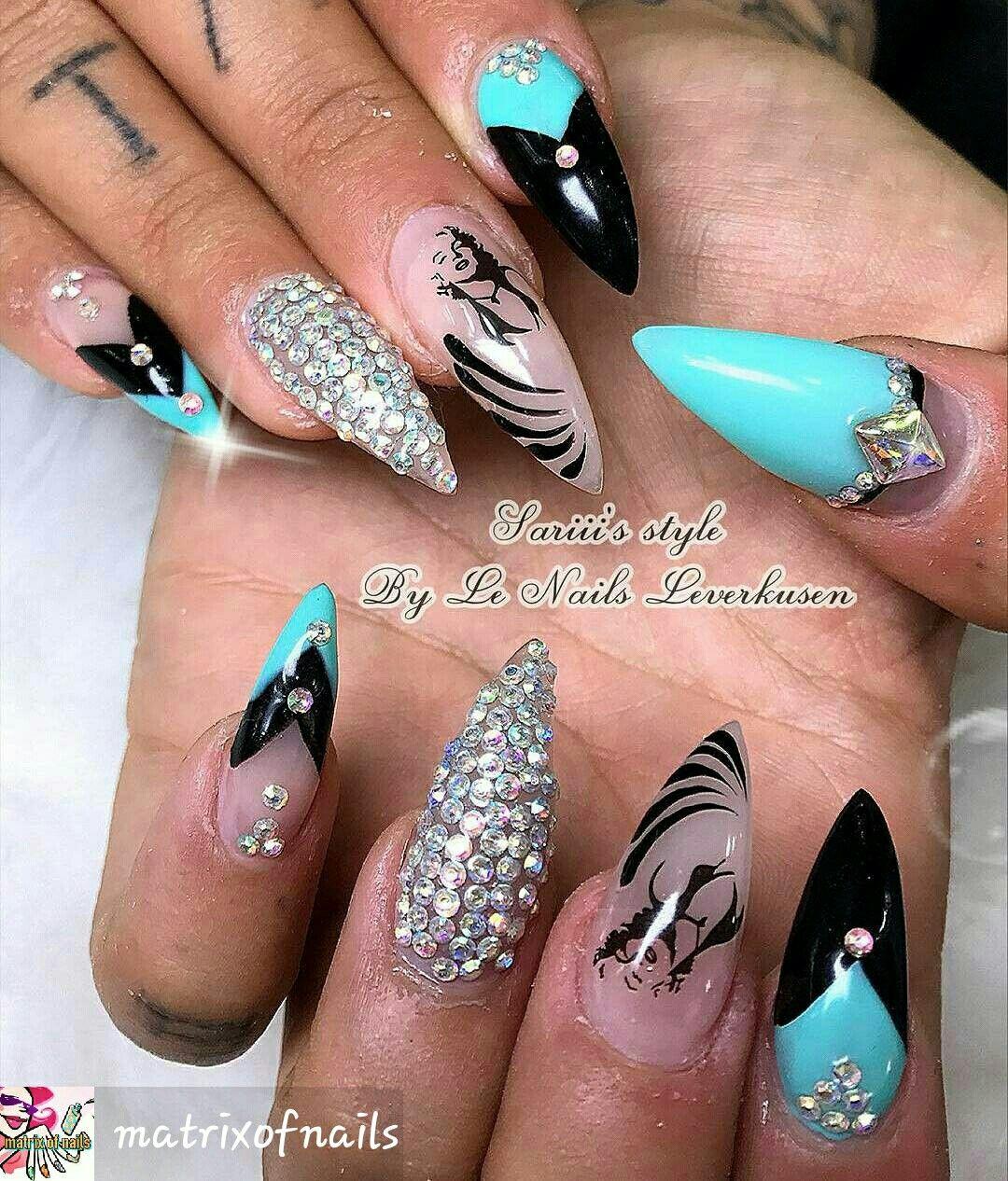 nailtechnails #MarilynMonroe #nailart | Acrylic/Gel Nail Art ...