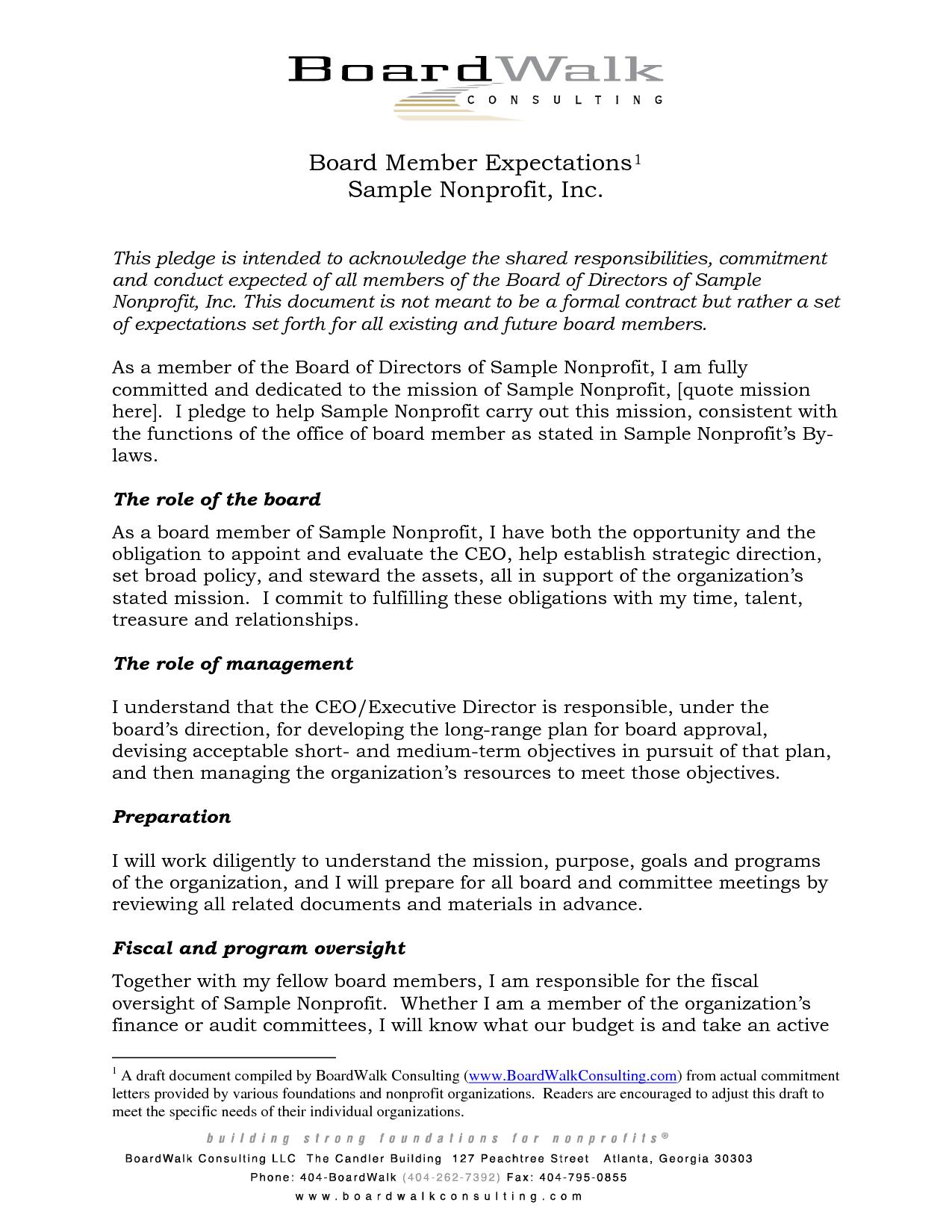 sample pledge letter for donation textpoems org