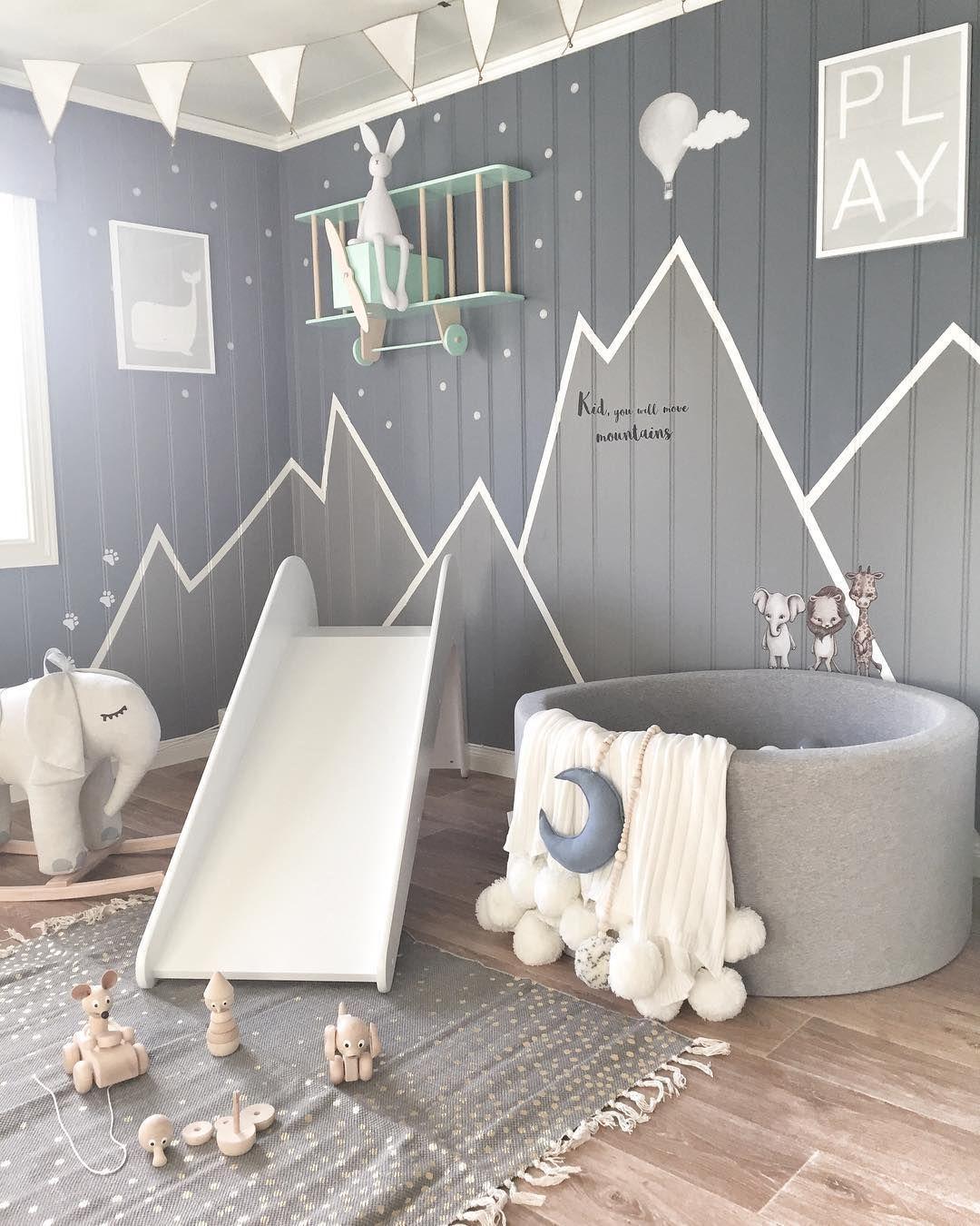 chambre d enfant de bebe trop chou