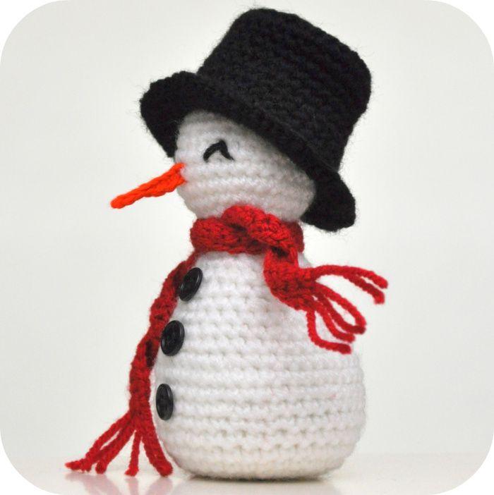 Pin de Imke Leenders-Veuskens en crochet animals | Pinterest | Nieve ...