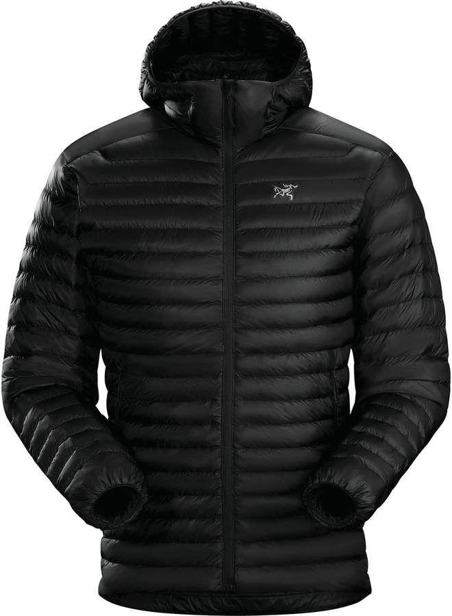 Arc Teryx Cerium Sl Hooded Jacket Men S Moda Muzhskaya Moda
