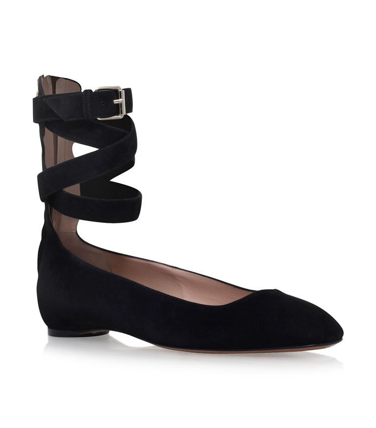 Occasion - Leather ballet flatsValentino EUdTtH
