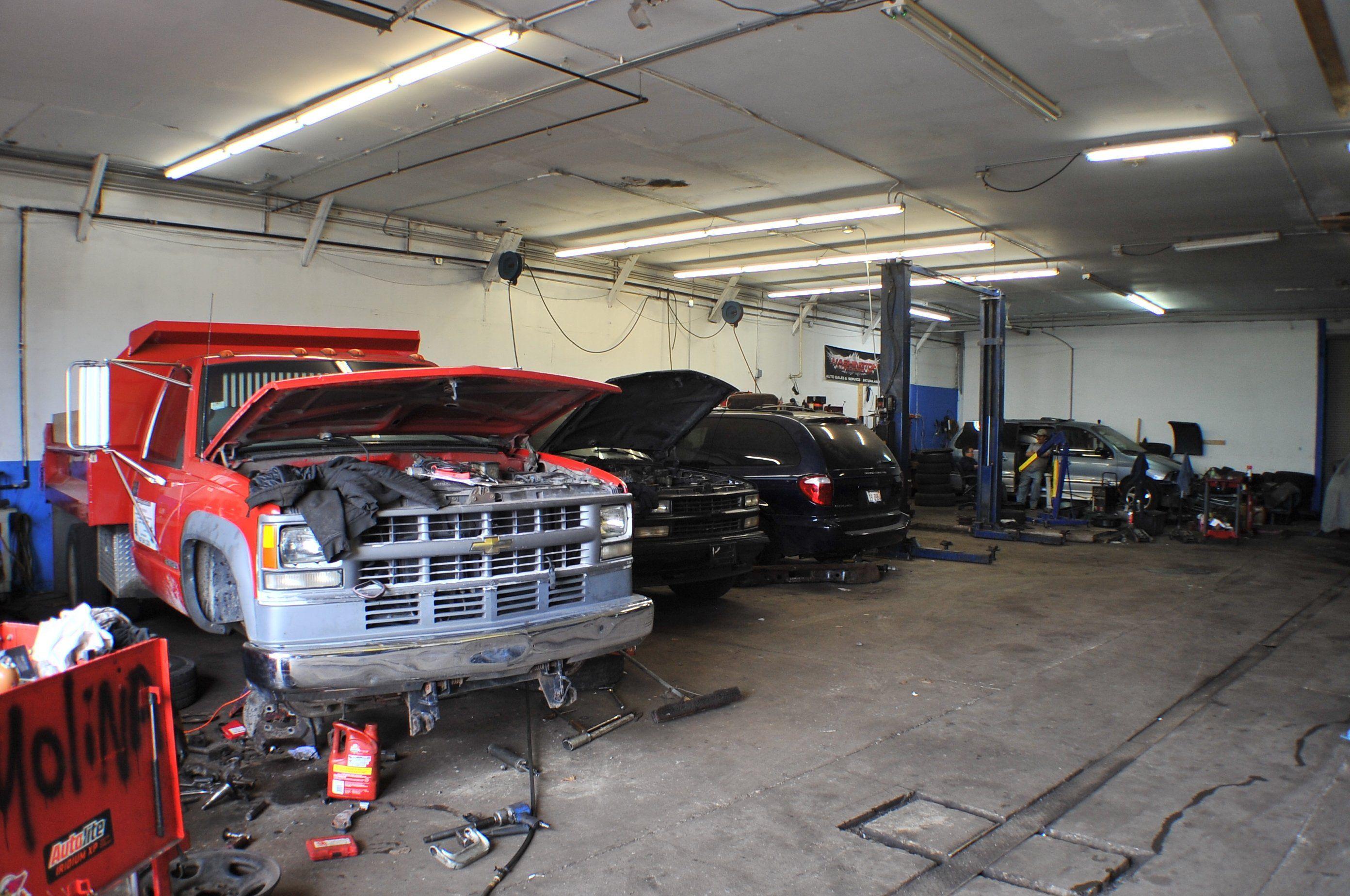 Auto Garage Near Me