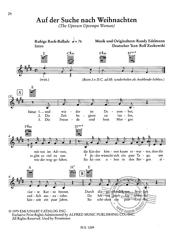 Rolf Zuckowski Weihnachtslieder Texte.Wir Warten Auf Weihnachten Von Rolf Zuckowski Im Stretta