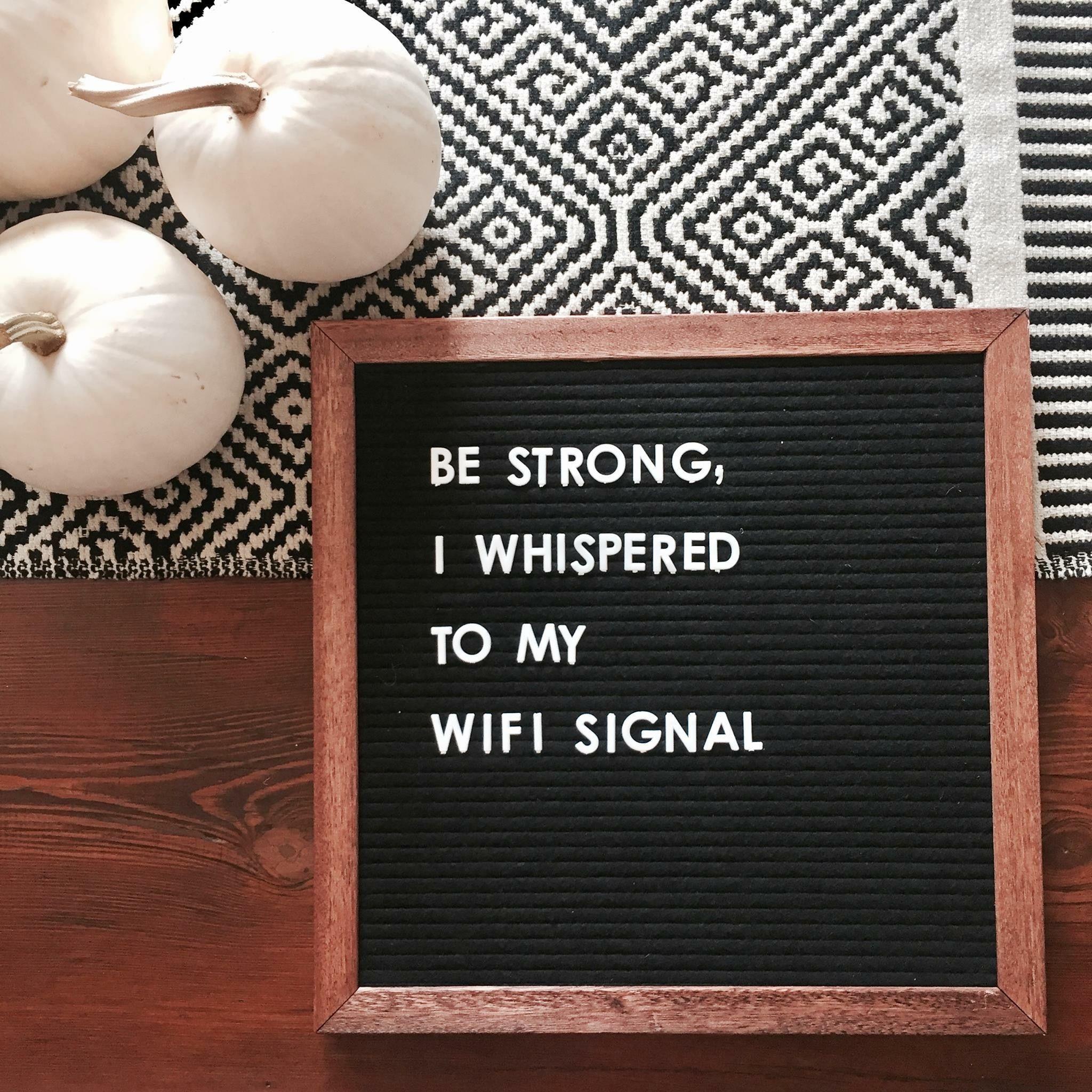 10x de leukste quotes voor op je letterbord